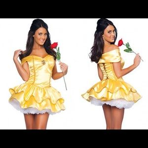 Belle - Beauty and the Beast HALLOWEEN COSTUME